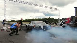 """Pekka """"Holo"""" Hakulinen (Chevrolet Nova)"""